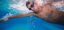 1h de natation par semaine !