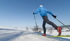 Trop fort le ski de fond !