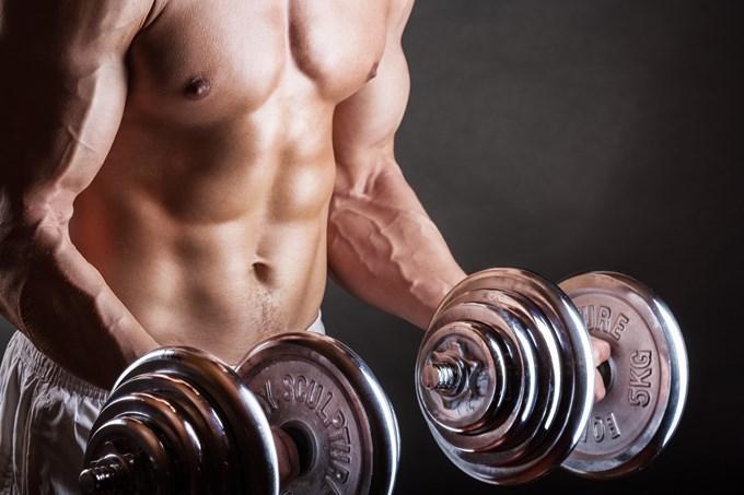 J'ai commencé la musculation grâce à un ami