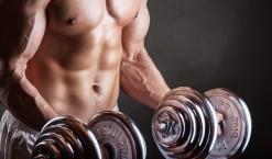 J'ai commencé la musculation grâce à un ami.