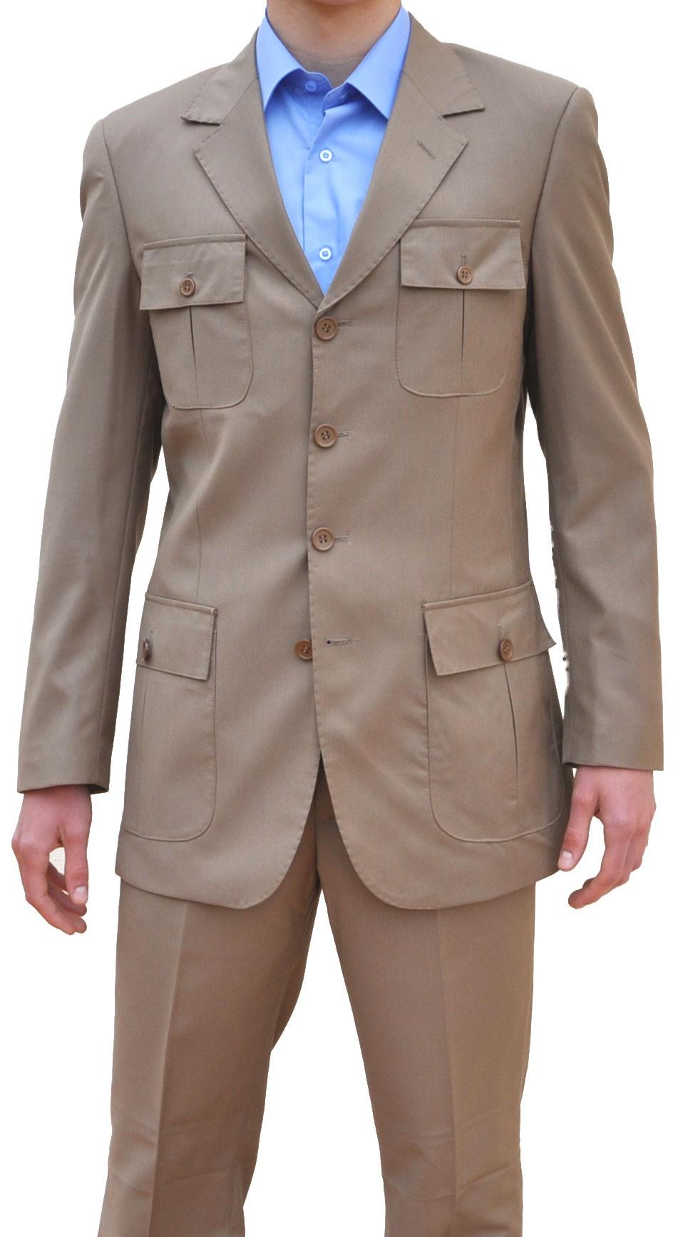 saharienne homme d couvrez de beaux mod les de veste adopter. Black Bedroom Furniture Sets. Home Design Ideas