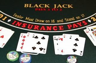 Blackjack France : on peut jouer n'importe où
