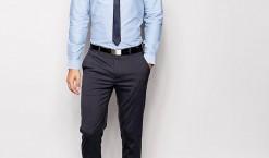 Cravate courte homme, l'atout chic et charme d'un costume