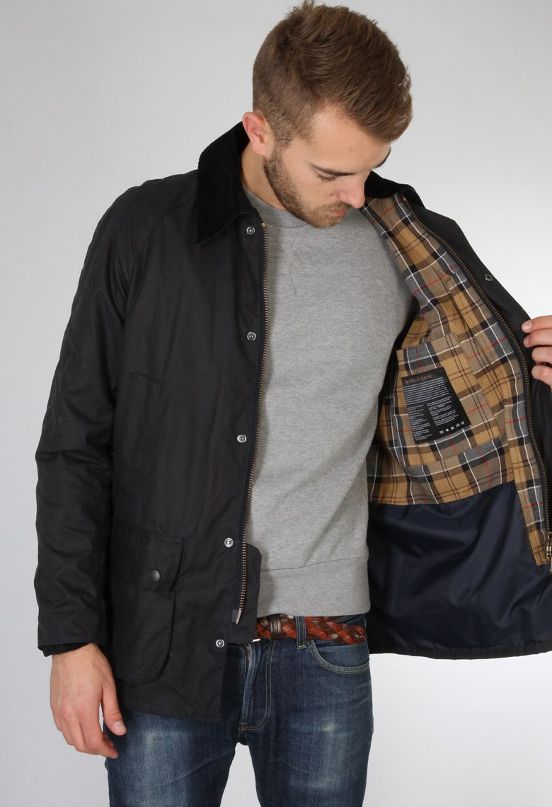 Barbour Homme Marron