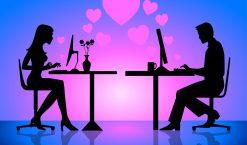 L'amour de votre vie : il est peut-être sur Internet !