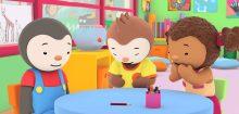 Tchoupi, un dessin animé parfait pour les plus petits