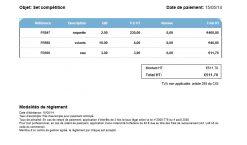 Information facture : comment gérer la comptabilité
