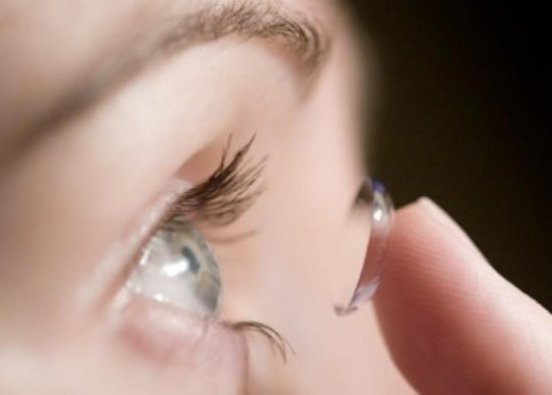 Les lentilles de couleur : une tendance forte