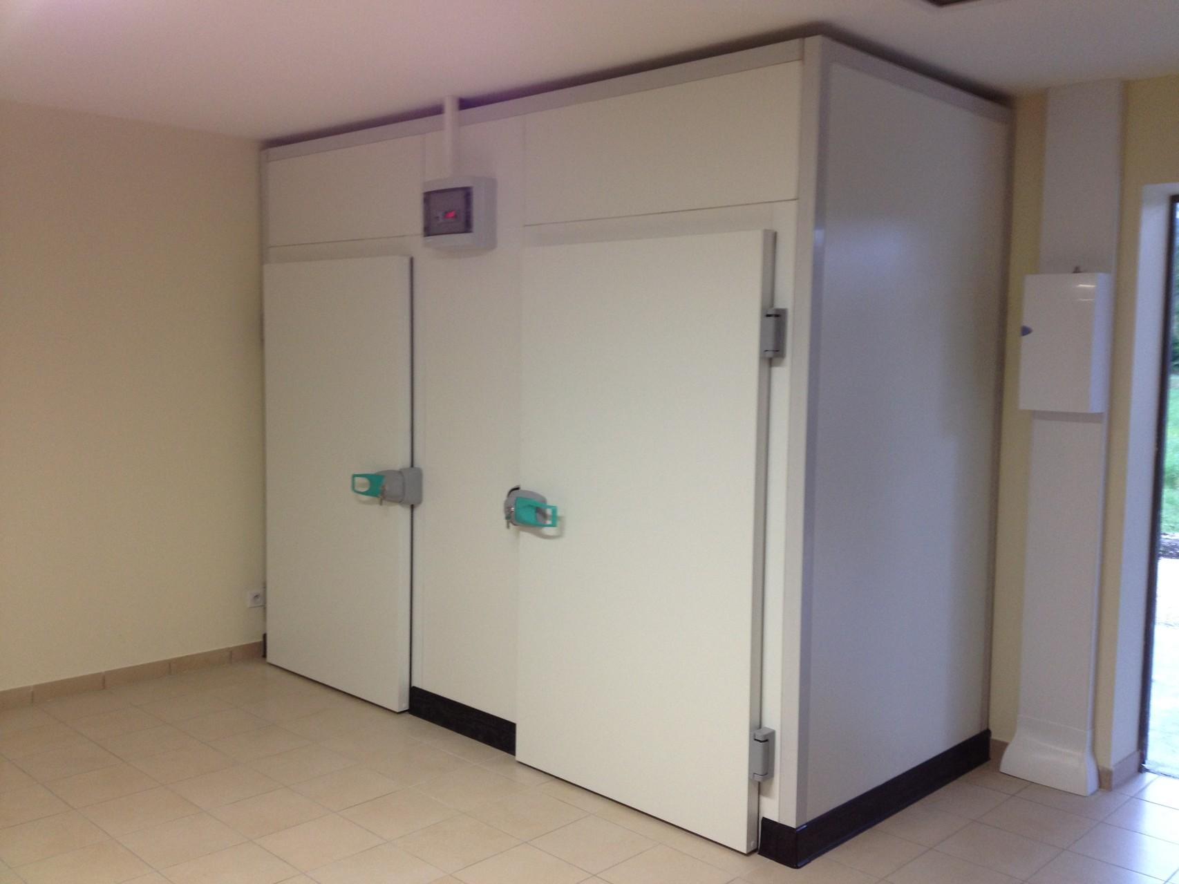 Chambre froide négative : Comment bien choisir une chambre froide ?