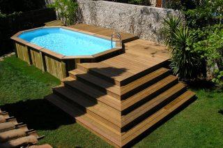 Piscine hors sol une super solution pour conomiser for Que mettre sous une piscine hors sol