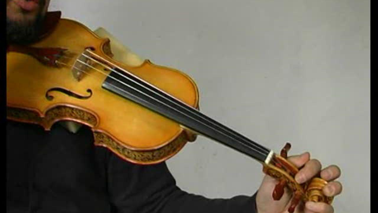 Comment accorder un violon - Dessiner un violon ...