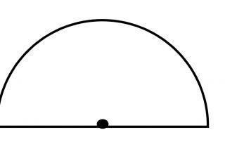 Comment calculer le perimetre d'un demi cercle ?