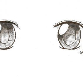 Comment dessiner des yeux manga