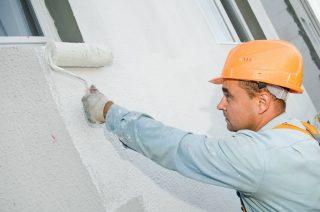 Comment peindre une facade ?